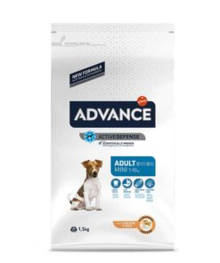 DOG ADULT MINI 1-10KG (8 months to 8 years) 1.5KG