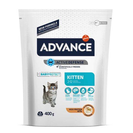 CAT KITTEN (2-12 months) 0.4KG