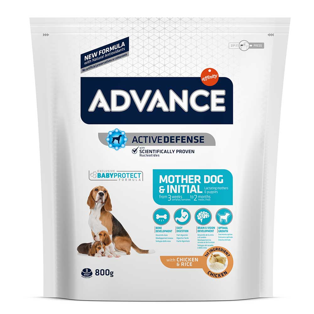 Advance|Dog Food|Adult|Puppy|Pregnant|Mother|Initial