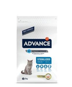 Advance|貓糧|成貓|絕育