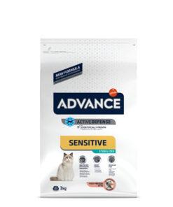 Advance|Cat Food|Adult|Sterilized|Digestive Sensitive|Skin Sensitive